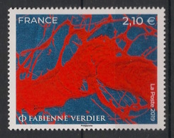 France - 2019 - N°Yv. 5367 - Fabienne Verdier - Neuf Luxe ** / MNH / Postfrisch - Moderni