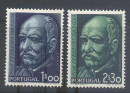 1956 - 1º Centenário Do Nascimento Prof Doutor Ferreira Da Silva* - 1910-... République