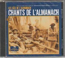 CD Chants De Marins De L'almanach Du Marin Breton   (état  TTB Sous Blister  ) - Musiques Du Monde