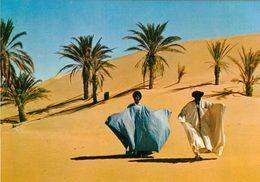 1 AK Mauretanien / Mauritania * Dans Les Dunes De Sable - IRIS Karte - Nummer 4330 * - Mauritania
