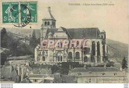 CPA Tonnerre L Eglise Saint Pierre Xiii Siecle - Tonnerre