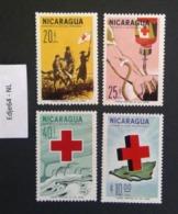 Nicaragua 1965 Internationale Rode Kruis 100 Jaar - Nicaragua