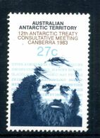 1983 TERRITORIO ANTARTICO AUSTRALIANO SET MNH ** 60 - Australian Antarctic Territory (AAT)
