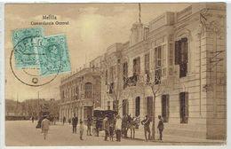 MELILLA - Spain - Comandancia General - Melilla