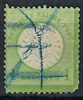 ALLEMAGNE 1872:  Le Y&T 20  Obl. Plume - Germany