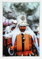 "Binche - BINCHOU "" Gille Mardi-Gras""  Le Carnaval   Années 80's - Binche"