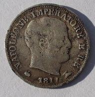 5 Soldi 1811 M - Napoleonic