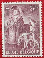 2+1 Fr Belgische Schilders/Célèbres De Peintres N° 1309 (Mi 1369) 1964 POSTFRIS / MNH / **BELGIE / BELGIEN / BELGIUM - Neufs