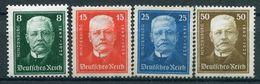 Deutsches Reich - Michel 403-406 Pfr.**/MNH - Duitsland