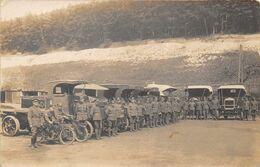 REGIMENTS ETRANGER-CARTE-PHOTO - Regimente