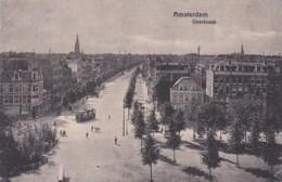 4819104Amsterdam, Overtoom. (poststempel 1920) - Amsterdam