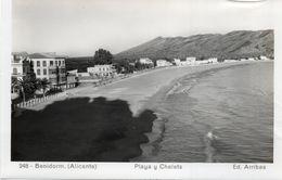 BENIDORM ALICANTE - PLAYA Y CHALETS - FORMATO PICCOLO - (rif. A16) - Alicante