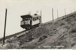 """AK Italien VESUVIO Neapel Bahn Auf Den Vesuv """"Funicolare Del Vesuvio"""" 1931 - Italy"""
