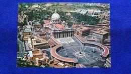 Roma Piazza S. Pietro Veduta Aerea Italy - San Pietro