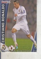 Cromo Liga 2012: Cristiano Ronaldo - Cromo