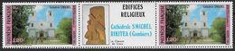1985 Polynésie Française N°245A . Nf** MNH . Edifices Religieux - Polinesia Francese