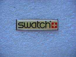 Pin's Embleme Du Fabricant De Montres Suisse. SWATCH - Pins