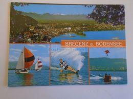 D172705 Bregenz Am Bodensee - Water-skiing - Ski Náutico