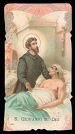 """San Giovanni Di Dio / Patrono Di Granada - (Editore: Salvardi Di Bologna) - """"Riproduzione"""" - Devotion Images"""