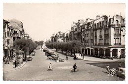 Reims - La Place D'Erlon - Automobiles -  CPSM°R - Reims