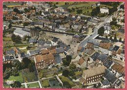 Theux Belgique Belgium - CPSM Cim : Vue Aérienne Couleur Centre De Theux 4-23 A - Theux