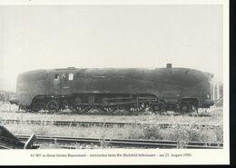 Nr. 155 Lokportrat Baureihe 61 Und Der Henschel - Wegmann - Zug --  Bild 9 - Trenes