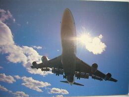 Avion / Airplane / JAL - Japan Air Lines / Boeing B747-200 / Airline Issue - 1946-....: Ere Moderne