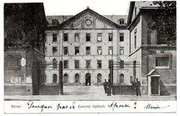 Reims - Caserne Colbert  - CPA°R - Reims