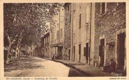 30 GARD Le Faubourg Du Paradis De Saint-AMBROIX - Saint-Ambroix