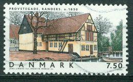 Bm Denmark 2005 MiNr 1392 Used   Domestic Architecture. Provstegade, Randers - Denemarken