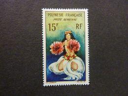 POLYNESIE FRANCAISE, Poste Aérienne, Année 1964, YT N° 7 Neuf MH* - Airmail