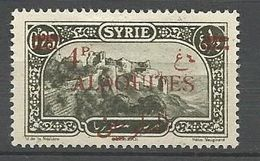 ALAOUITES N° 36 NEUF*  CHARNIERE  / MH - Unused Stamps