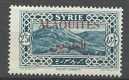 ALAOUITES N° 38 NEUF*  CHARNIERE  / MH - Unused Stamps
