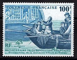 ♥ Polynésie Française YT 336** - Bicentenaire De La Révolution Française - 1989 - Neuf  - NSC - MNH - Polinesia Francese