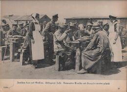 Veldlazeret - 1914-18