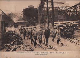 Oorlogsindustrie - 1914-18
