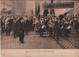 Protestbeweging - 1914-18