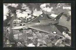 AK Kampf-Flugzeug Vom Typ Avro 707 B - 1919-1938: Entre Guerres