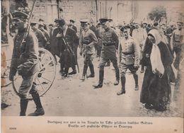 Begraving Gevallen Soldaten - 1914-18