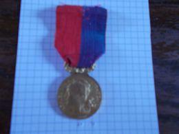 Medaille De Sauveteur  Rare - Frankreich