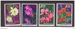 00523   -  Taiwan  :   Mi 609-12  **  Fleur - Flower - Neufs