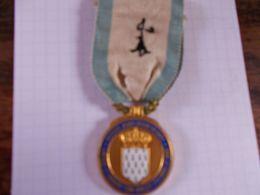 Medaille Des Sauveteurs Breton Rare - France
