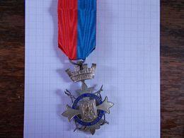 Medaille Des Sauveteurs Alpes Maritime - France