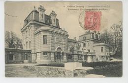 LOUVECIENNES - Château DUBARRY - Louveciennes