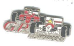 Grand Prix Automobile De Formule 1 De Monaco 91 F1 Mc Laren Ferrari - F1