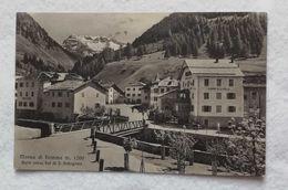 Cartolina Illustrata Moena Di Fiemme - Parte Verso Val Di S.Pellegrino - Non Viaggiata - Andere Steden
