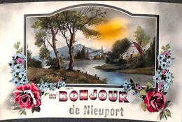 Nieuwpoort - Bonjour De Nieuport (prix Fixe Vaste Prijs) - Nieuwpoort