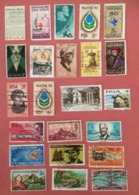 SOUTH AFRICA LOT OF USED STAMPS - Sud Africa (1961-...)