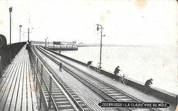 Zeebrugge - La Claire Voie Du Môle 1910 (prix Fixe Vaste Prijs) - Zeebrugge