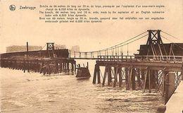 Zeebrugge - Brèche De 66 Mètres Explosion Sous-marin (prix Fixe Vaste Prijs) - Zeebrugge